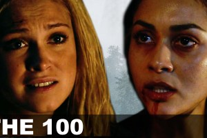 "The 100 ""Nevermore"" Video REVIEW (Season 3 Episode 11)"