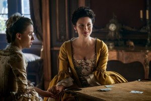 3/ 04 - 3/06 Int' Louise's house Mary doesn't want to marry the Vicomte, she reveals she is from sussex, Claire is stunned, she leaves