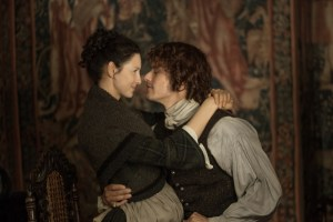 7/47 - Int Lallybroch -  admiration of the potatoes, Jamie furious, Charles has forged his name