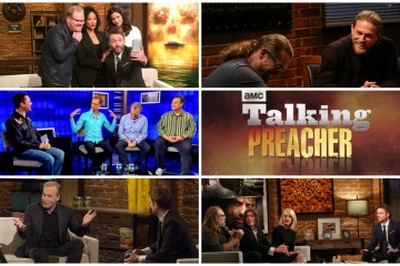 Talking Dead, Talking Bad, Anarchy Afterword, 2nd Watch, Talking Preacher