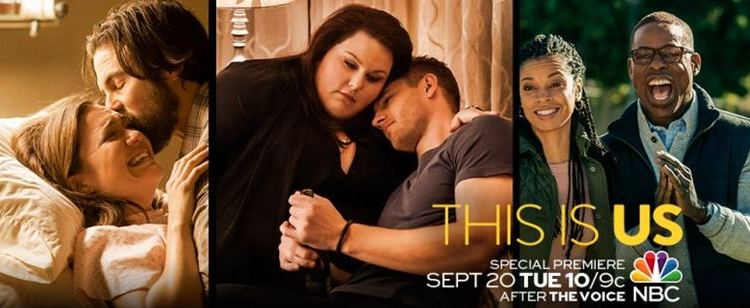 Kate, Kevin, Rebecca, Jack, Randall, Beth - This Is Us