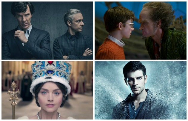 Winter Spring 2017 TV Premieres