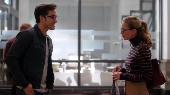 Kara and Mon-El - Supergirl