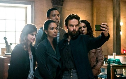 Sleepy Hollow - Team Crane