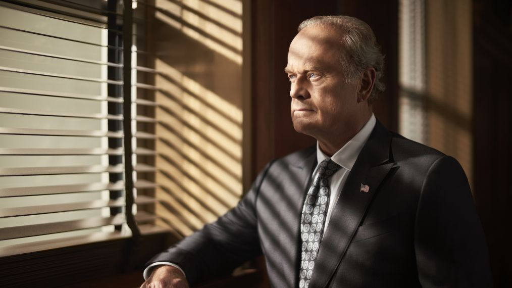 Proven Innocent\u0027 First Look Kelsey Grammer, Rachelle Lefevre  More