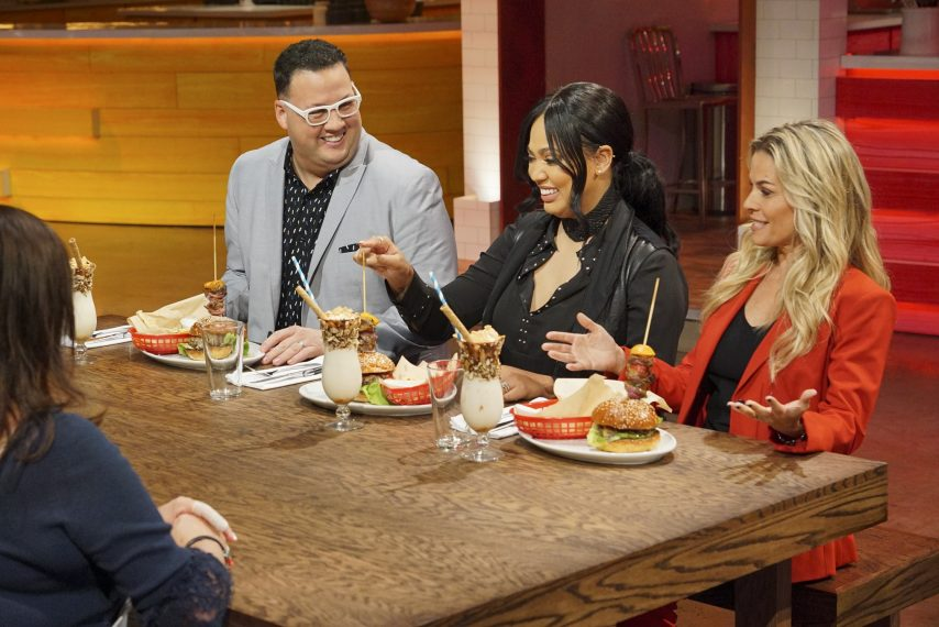 ayesha curry family food fight abc