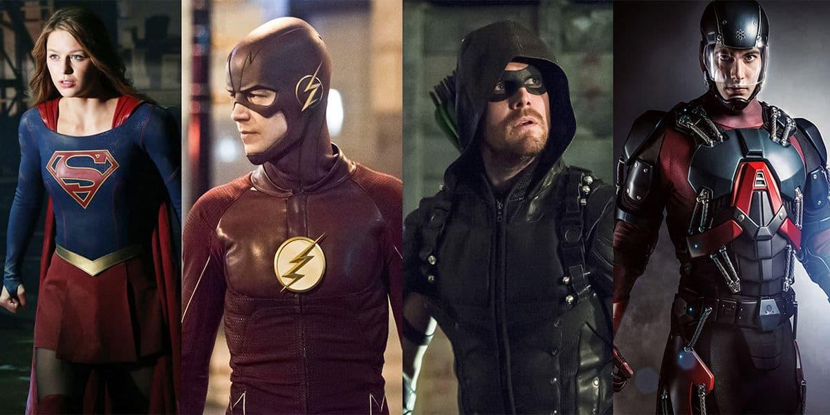 Batman Why Do We Fall Wallpaper Arrowverse Clues Cw Superhero Stars Post Return To