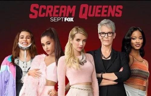 Scream Queens (2015): pas de quoi s'énerver