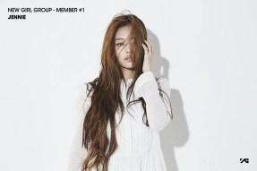 Jennie Kim BLACKPINK Black Pink YG