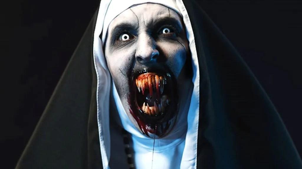 Horror Movie Wallpaper Hd The Nun Un Trailer Terrifiant Pour Le Spin Off De