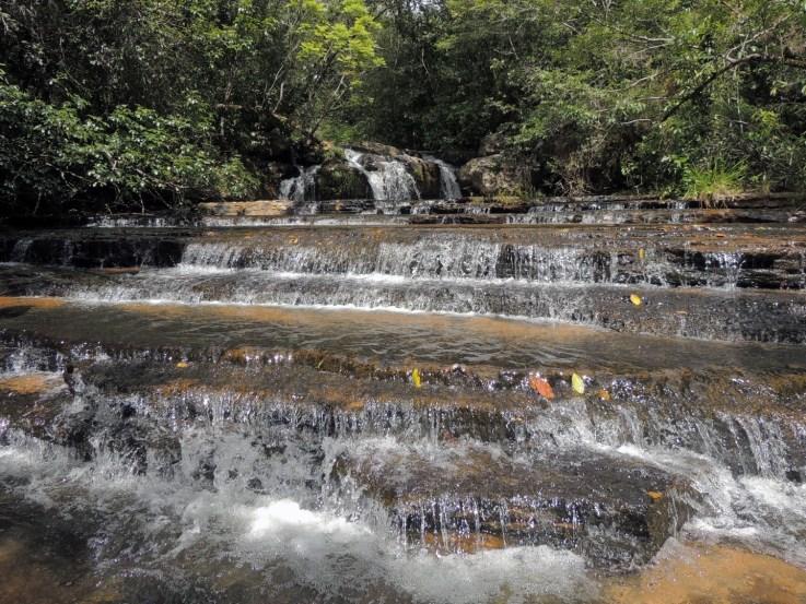 Córrego Passa Três - Foto: Gil Valadares