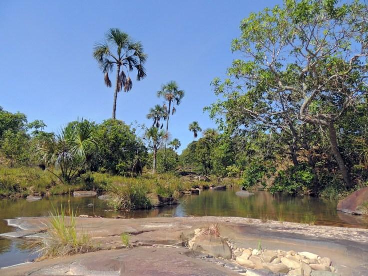 Córrego Retiro - Foto: Marcilei Farias