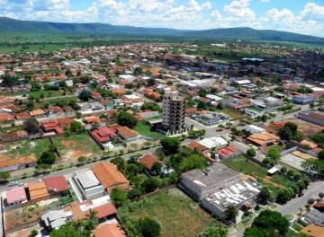 Vista aérea da cidade - Foto: Gil Valadares