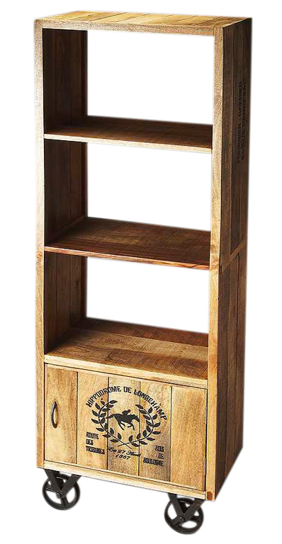 Butler Specialty Industrial Chic Bookcase 2592290