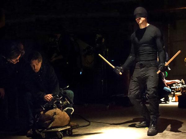 Daredevils Black Season 1 Costume Daredevil Tv Style