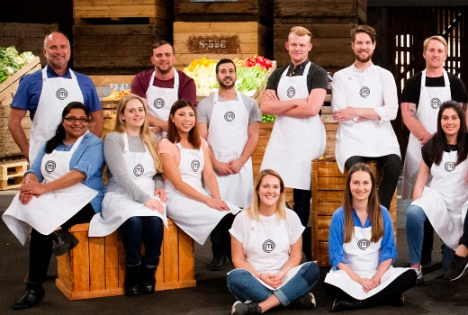Masterchef australia 2016 top 24 tv tonight Australia home and garden tv show