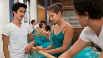 Dance Academy Christian And Sammy Kiss
