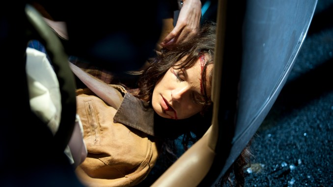 Lori Grimes (Sarah Wayne Callies) - The Walking Dead - Season 2, Episode 9 - Photo Credit: Gene Page/AMC
