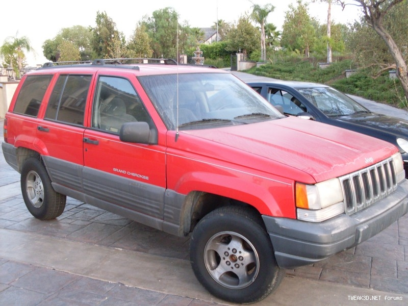 1996 Jeep Grand Cherokee Laredo Carpet