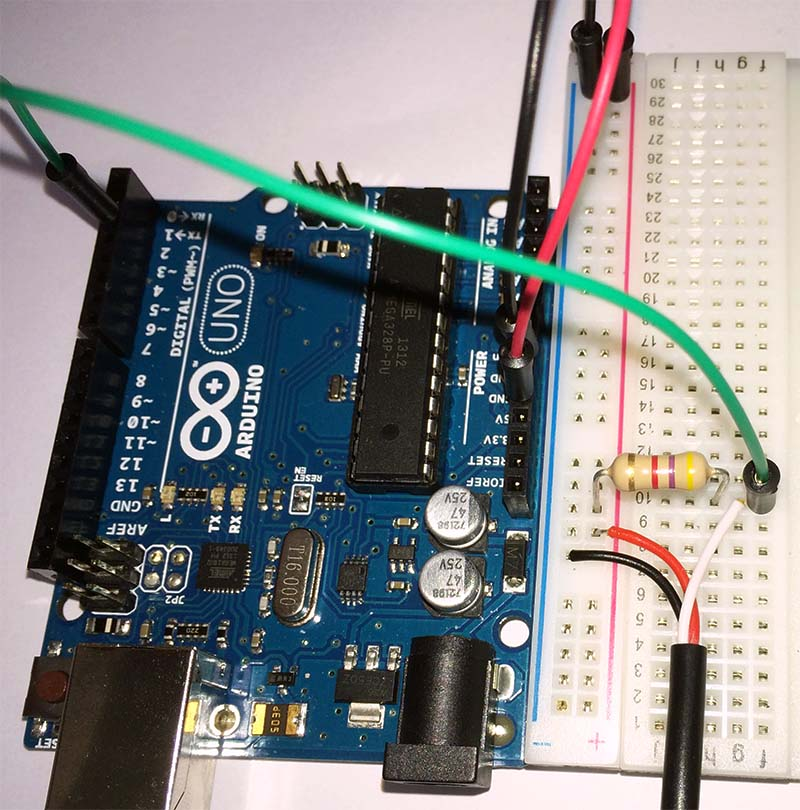 Tweaking4All - How to measure temperature with your Arduino and