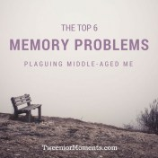 Top 6 Memory Problems