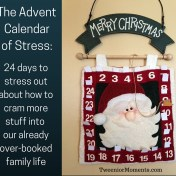 Advent Calendar of Stress