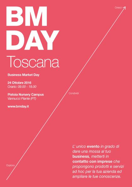 Cinquecento aziende al BMDAY 2016, evento organizzato da Confesercenti al Nursery Campus Vannucci Piante di Pistoia