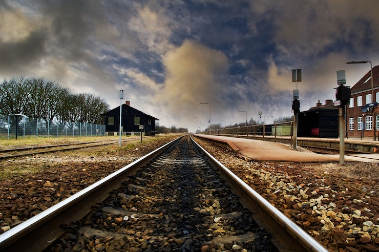 Literary Wallpaper Quote Trains And Tracks Poetry Prompt Amp Playlist