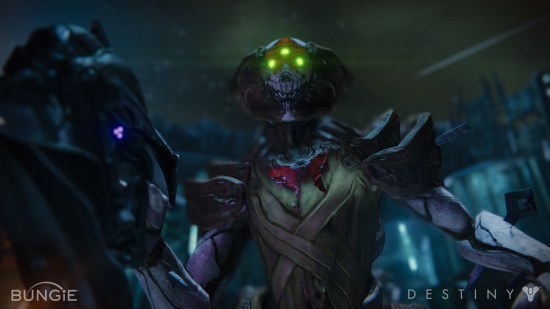 Destiny TTK The Taken King Hive Oryx Auryx Aurash