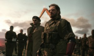 Metal Gear Solid V metal gear online