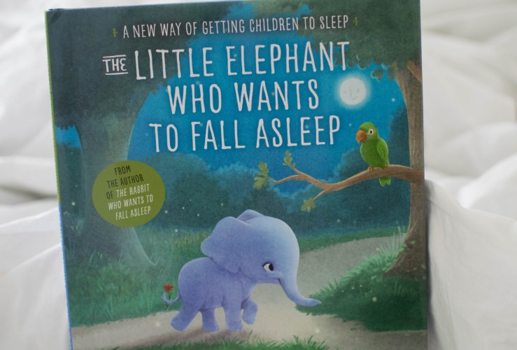 {Lifestyle} The Little Elephant Who Wants To Fall Asleep + Giveaway