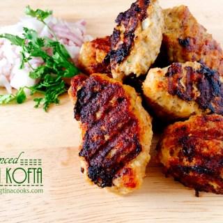 chicken kofta, chicken kebab, recipe, Lebanese chicken kofta recipe, chicken kofta recipe, easy chicken kebab recipe, non veg recipe, grilled kebab recipe