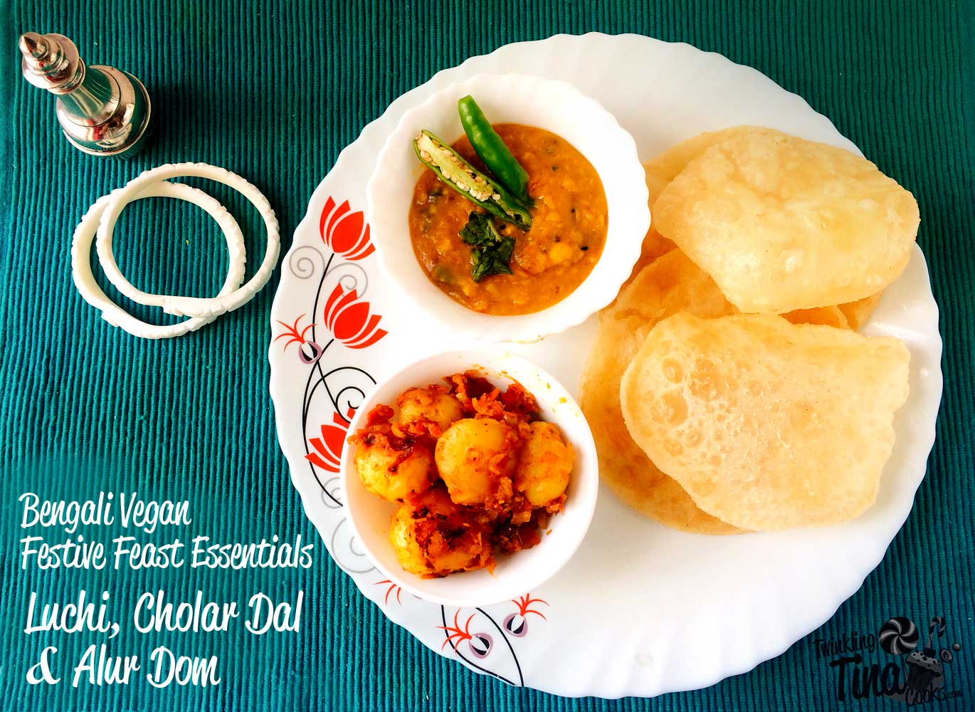 bengali-luchi-cholar-dal-alur-dom-vegan-recipe-how-to-make-bengali-puri-lentil-dum-aloo