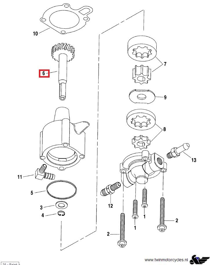 ironhead chopper wiring harness