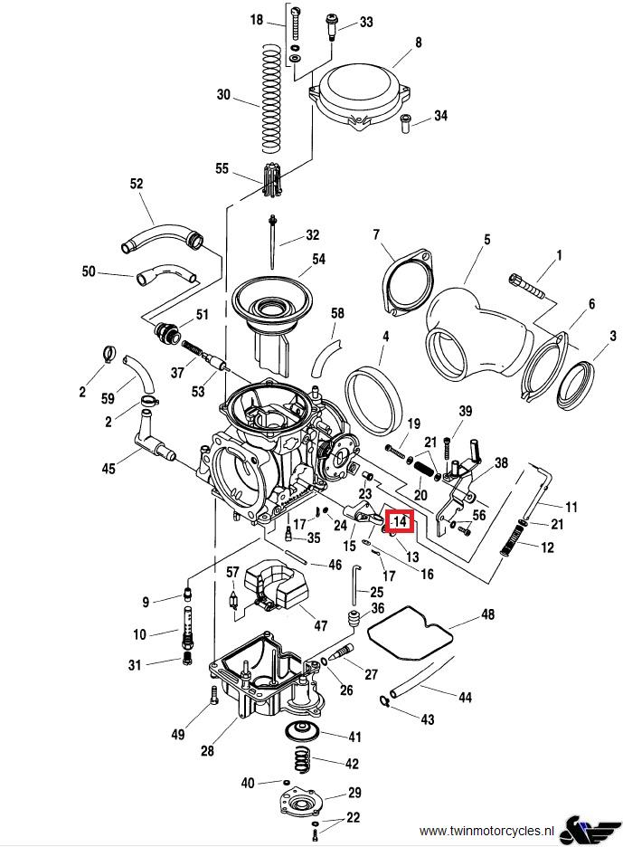 2000 harley heritage wiring diagram schematic