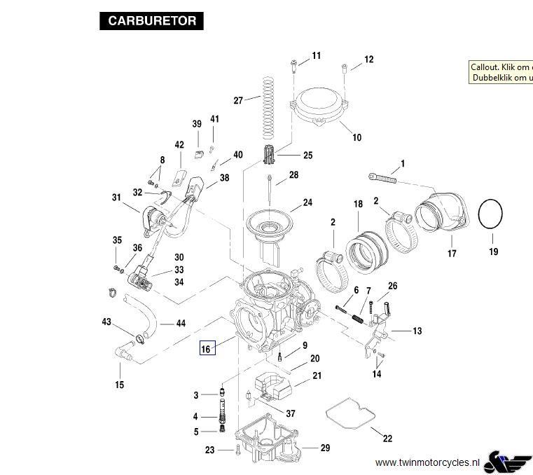 wiring diagram 2001 buell cyclone