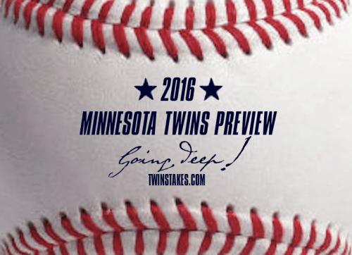 TwinsTakes.com 2016 Minnesota Twins Season Preview