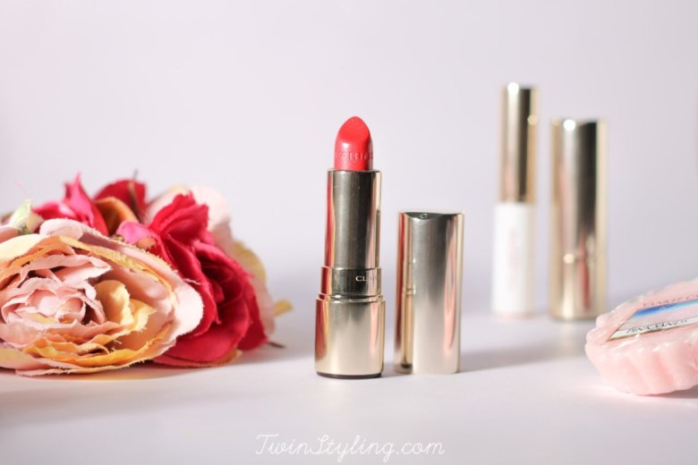 joli rouge brillant e base fixante hot fuchsia clarins