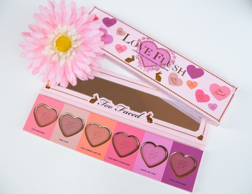 Palette Love Flush Blush - Too Faced
