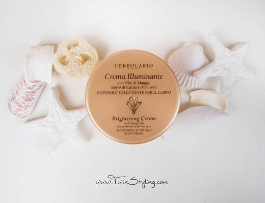 Crema Doposole Illuminante - L'Erblolario