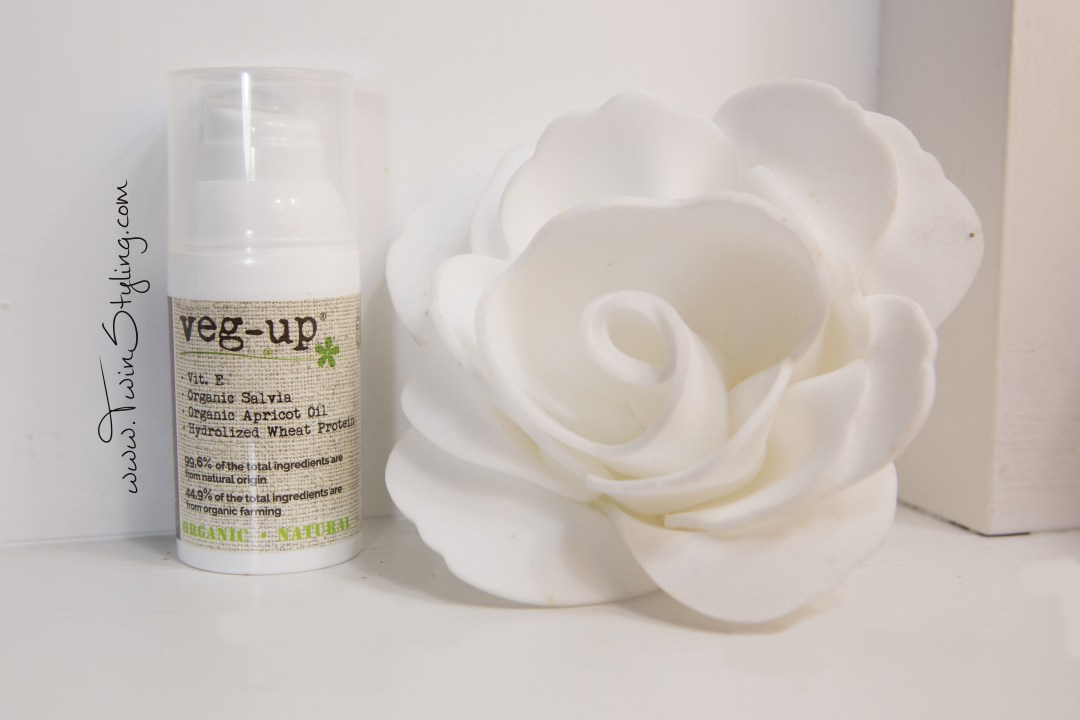 BB Cream 3D face - Veg-up 02 beige