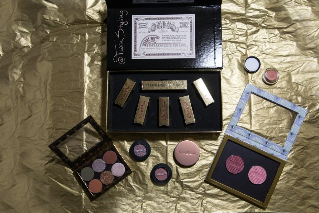 CollabHaul: collezione Goldust- Nabla Cosmetics.