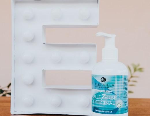  Detergente intimo alle sette erbe officinali Alkemilla