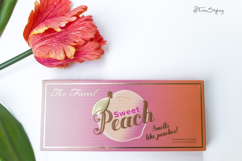 Review: Palette Sweet Peach - Too Faced.