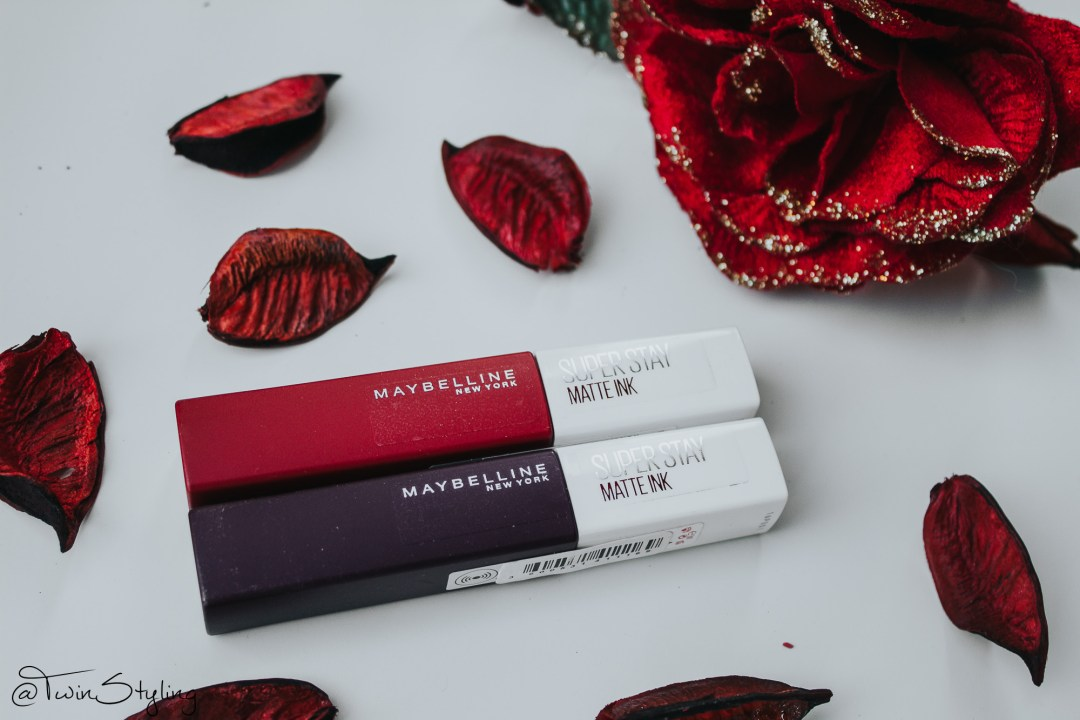 Super stay matte ink- Maybelline.