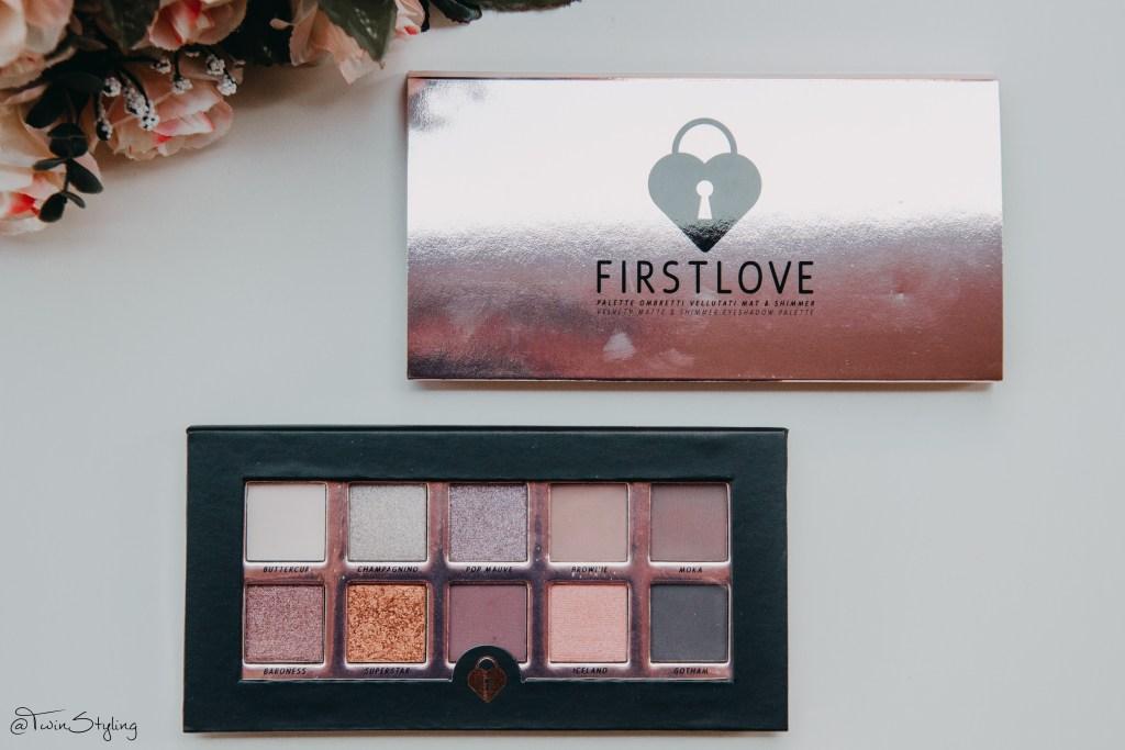 cliomakeup shop palette occhi firstlove