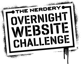 Overnight Website Challenge