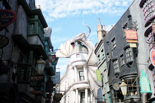 diagon alley Two Delighted