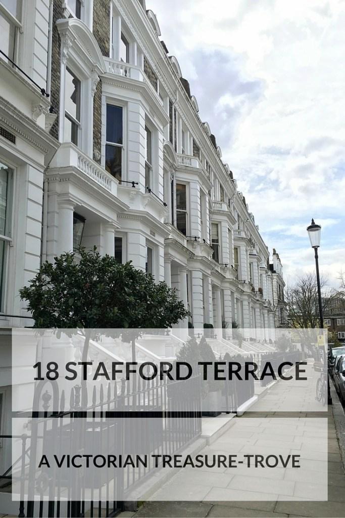 18 Stafford Terrace, London