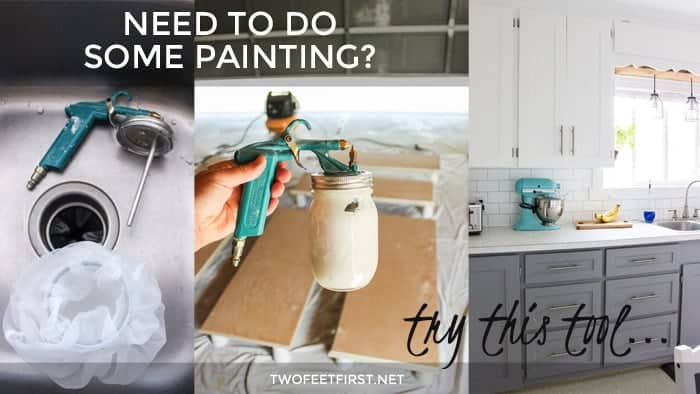 Critter Paint Sprayer Review (AKA: My Favorite Painting Tool!)